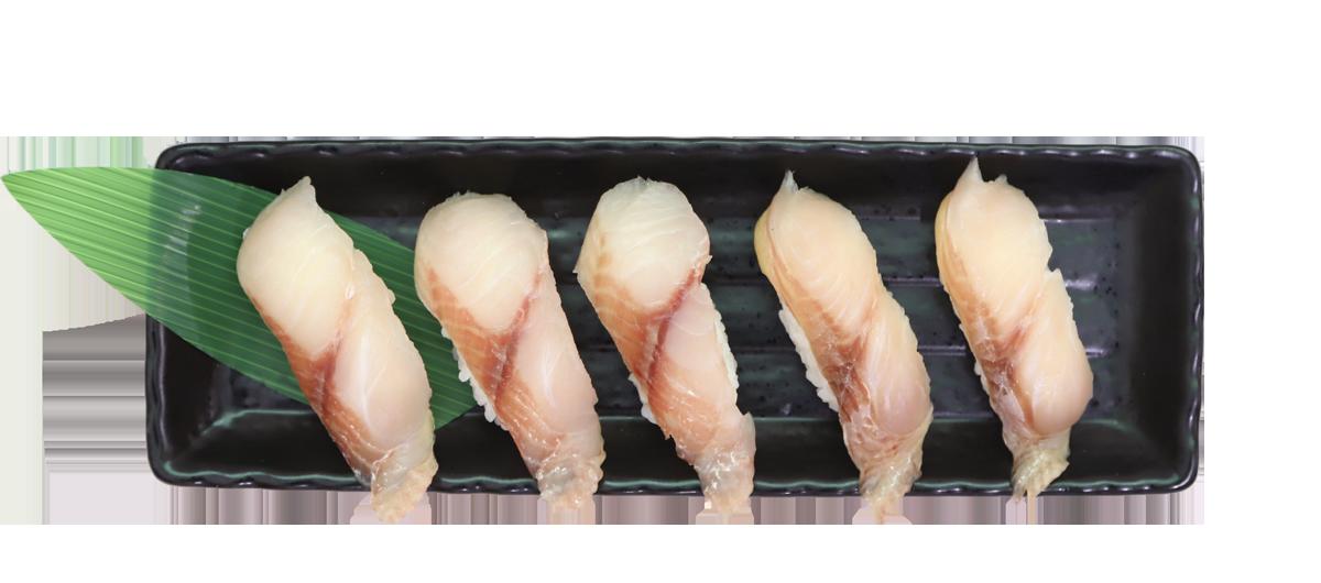熊野なまず 寿司